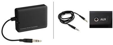 اتصال هدفون بلوتوث Bluetooth به تلویزیون HD -پورت و کابل